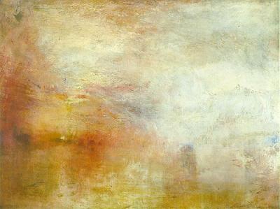 Sobre Turner, pintor de paisajes, escenógrafo y fotógrafo