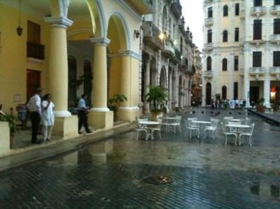 Hasta donde la vista alcanza, Cuba (1)