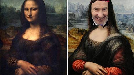 De la Gioconda de Leonardo a la copia de Rubalcaba